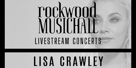 Lisa Crawley - FACEBOOK LIVE tickets