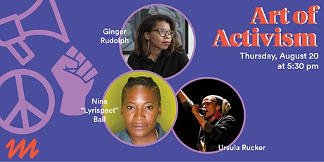 Art of Activism: Poetry is the Secret Language of Revolutionaries tickets