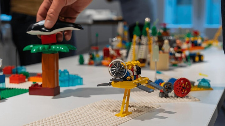 LEGO® SERIOUS PLAY® Certified Facilitator Training - Oktober 2020 (Deutsch): Bild