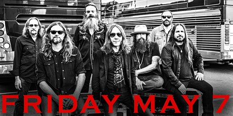 Blackberry Smoke - NIGHT 1 tickets