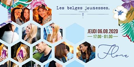 Les belges jeunesses.-Le grand rendez-vous du Bois billets