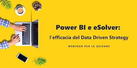 Power BI e eSolver: l'efficacia del data driven strategy biglietti