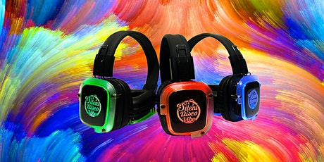 London Paint Party - HEADPHONE PARTY  (4pm -6pm) tickets