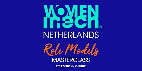Role Models Masterclass - by Women in Tech Netherlands tickets