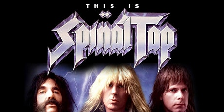 This is Spinal Tap @ Late Show Prides Corner Drive In Theatre tickets