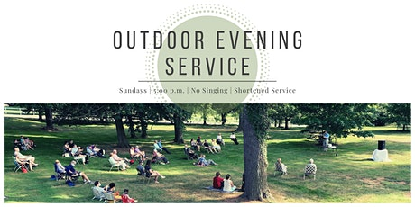 Proclamation Evening Outdoor Service tickets