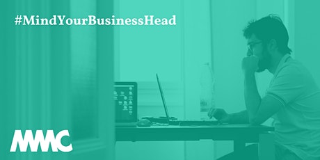 Business Owners Mental Health Workshop with Ruth Cooper-Dickson tickets