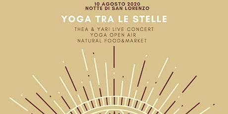 YOGA TRA LE STELLE - NOTTE DI SAN LORENZO tickets