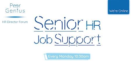 HR Job Support Tickets