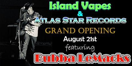 Bubba LeMacks Live tickets