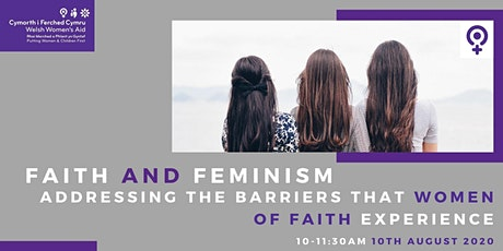 Faith & Feminism - Addressing the barriers that women of faith experience tickets