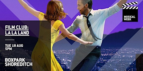 Boxpark Film Club: La La Land tickets