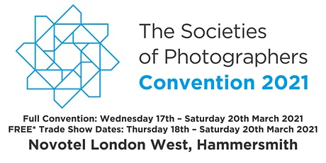 The Societies 2021 London Photo Convention tickets