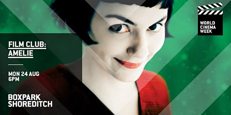 Boxpark Film Club: Amelie tickets