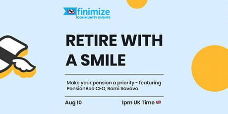 Retire With A Smile tickets