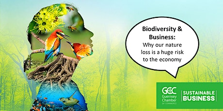 Biodiversity in business: why is nature loss a huge risk to the economy? tickets