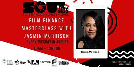 Film Finance Masterclass with Jasmin Morrison tickets