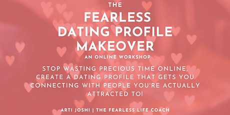 The Fearless Dating Profile Makeover tickets