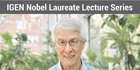IGEN NOBEL LAUREATE LECTURE SERIES tickets