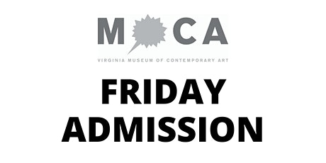 Friday Admission tickets