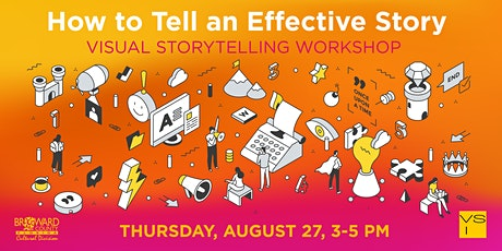 Visual Storytelling Workshop: How to Tell an Effective Story tickets