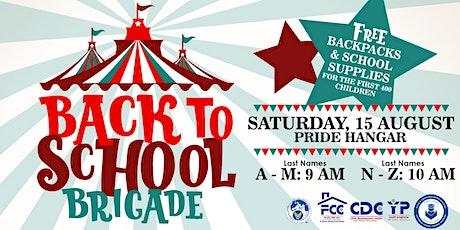 EAFB - Back to School Brigade tickets