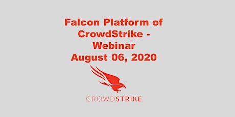 Falcon Platform of CrowdStrike  Webinar Veracomp Bulgaria tickets