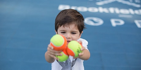 Brookfield Place Tennis: Kids Mini Camp with Super Duper Tennis Aug 26-28 tickets
