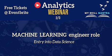 Analytics ENTRY roles - Machine Learning Engineer tickets