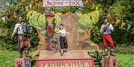Reynard the Fox tickets