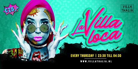 La Villa Loca 13-8 tickets