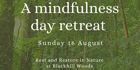 A Mindfulness Day Retreat: Ground, Move and Soothe tickets