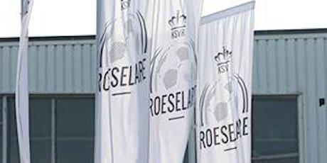 KSV Roeselare U14 - Zulte Waregem U13 billets