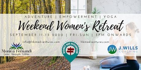Weekend Women's Retreat tickets