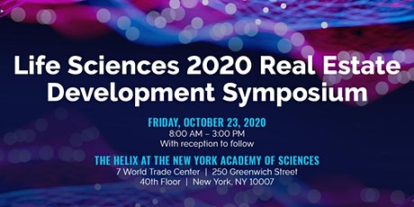 Life Sciences 2020 Real Estate Development Symposium tickets