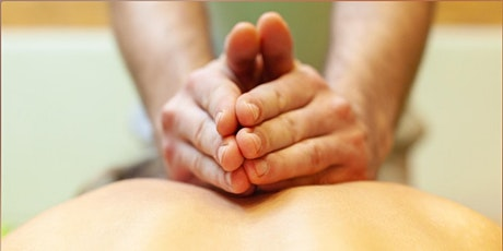 Hands-on Meridian Massage for beginners and massage therapists tickets