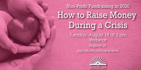 Non-profit Fundraising in 2020: How to Raise Money During a Crisis tickets