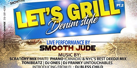 Let's Grill Part 2 tickets