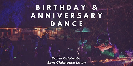 Birthday & Anniversary Dance tickets
