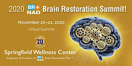 2020 BR+NAD Brain Restoration Summit tickets