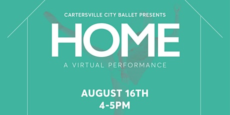 HOME: A VIRTUAL PERFORMANCE tickets