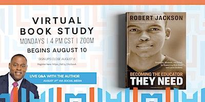 LEC Virtual Book Club August Edition
