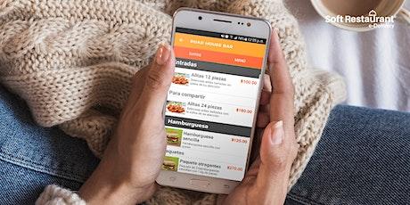 Soft Restaurant® e-Delivery, la nueva plataforma de pedidos en línea boletos