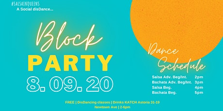 Social disDance Block Party tickets