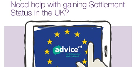 Advice NI's EU Settlement Scheme Information Session tickets