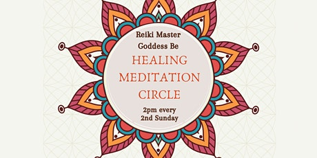 Healing & Meditation Circle tickets