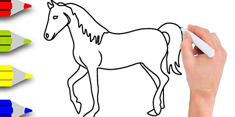 Horse Drawing Workshop tickets