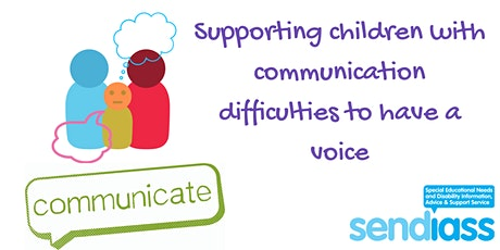 Supporting children with communication difficulties to have a voice tickets