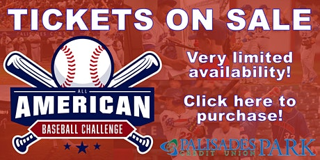 Rockland Boulders vs. Jackals - American Baseball Classic - Family 4 Pack tickets
