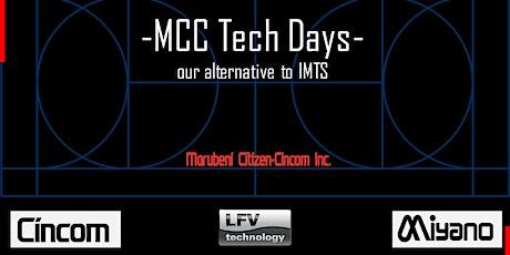 MCC Tech Days tickets